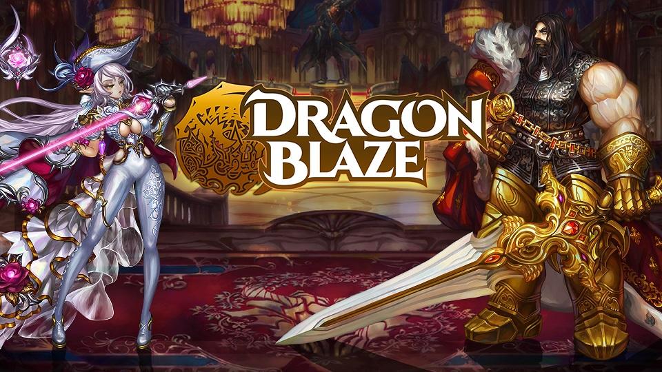 Dragon Blaze tung cập nhật khủng nhân dịp kỉ niệm 5 năm
