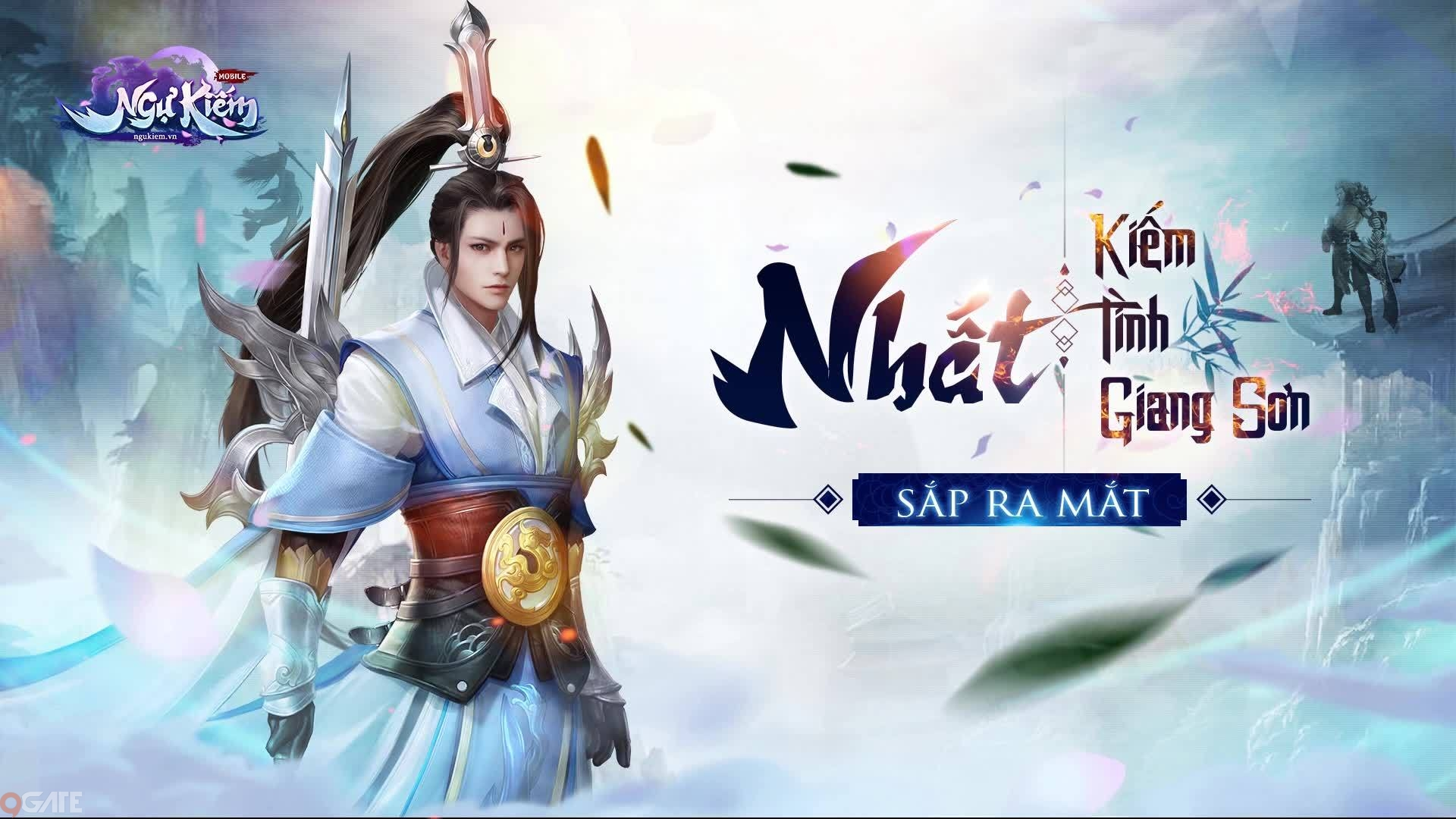 Ngự Kiếm Mobile: Trailer Game