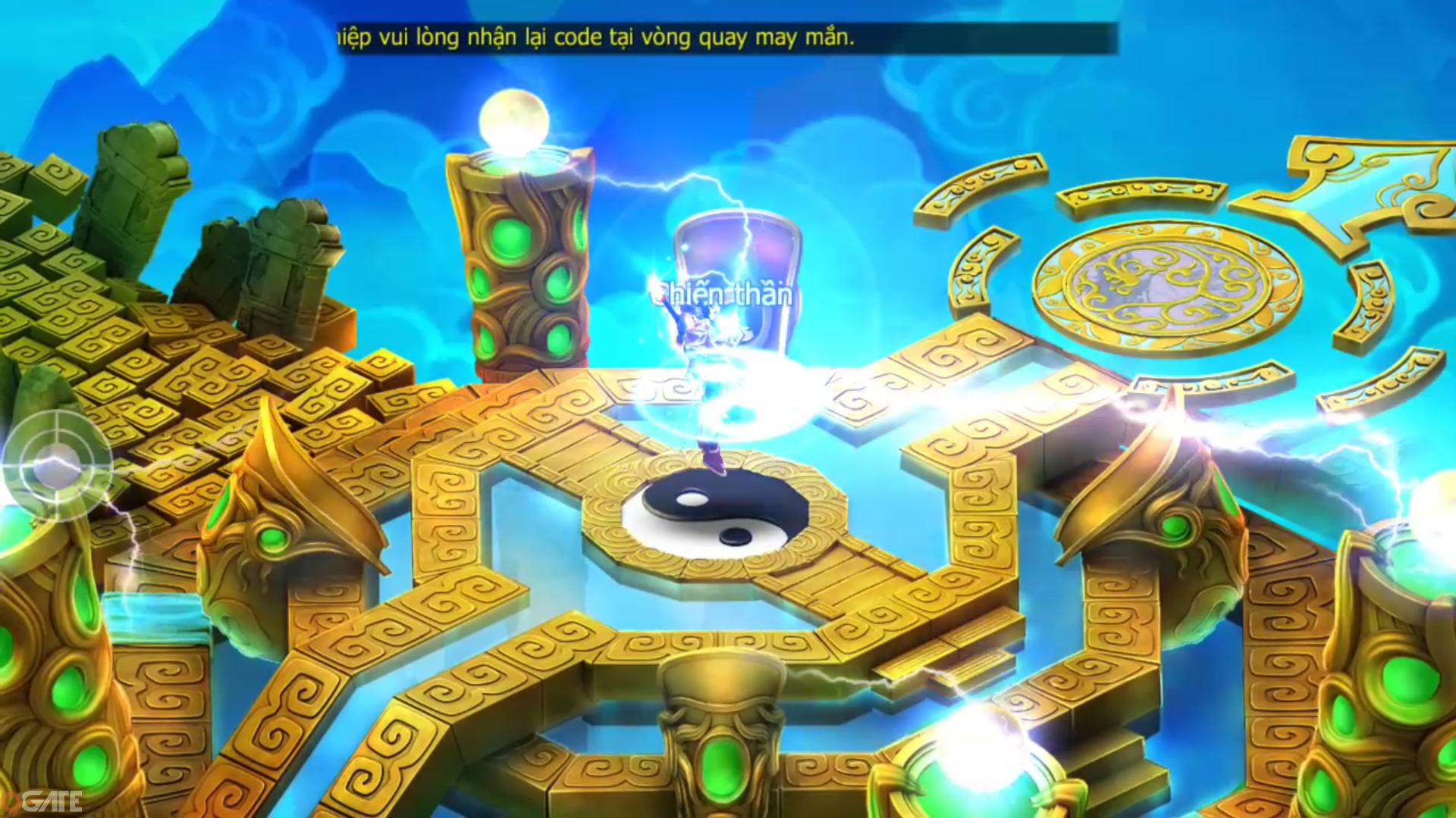 Vạn Kiếm Quy Tông: Video trải nghiệm game (Class Chiến Thần)