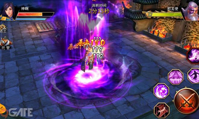 Bá Đạo Thiên Hạ: Video trải nghiệm game