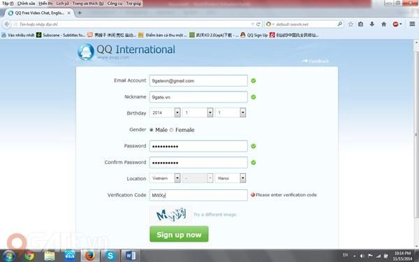 Lưu ý: Ở phần Location bạn nên chọn đúng quốc gia vì nó liên quan đến số  điện thoại để nhận tin nhắn xác nhận.