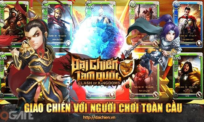 Tuy nhiên, theo thông tin chính thức trên fanpage của Đại Chiến Tam Quốc.  Thì tình trạng giật lag, hiện nay không chỉ xuất hiện riêng ở Việt Nam mà  còn xuất ...