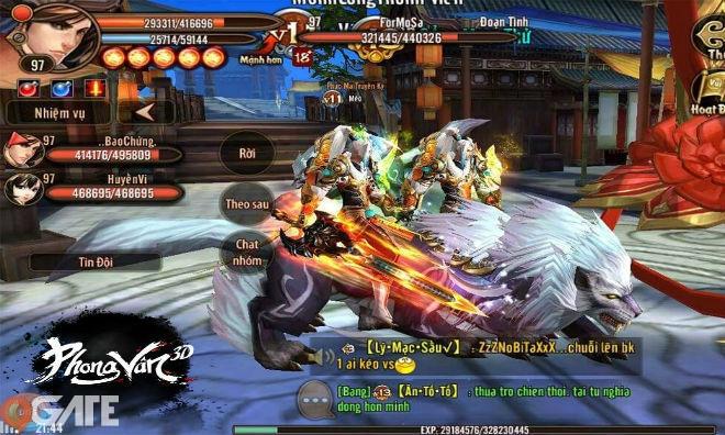 Điểm Tin Tối 5/11: Phong Vân 3D sẽ đổi tên thành Hùng Bá Thiên Hạ