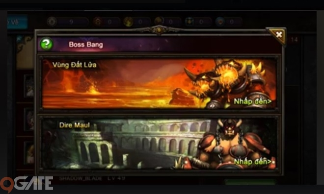 DDay Mobile: Cận cảnh đánh Boss Bang