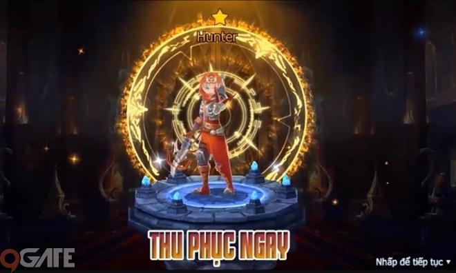 Khế Ước 5 Hiệp Sĩ: Hunter - Xạ Thủ Siêu Phàm
