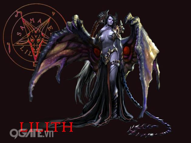 ... cùng dàn thiên thần – ác quỷ như Balthazar, Lilith, Samael, tổng lãnh  thiên thần Micheal, Lucifer… đã cho thấy sự đầu tư về đồ họa 2D của tựa  game này