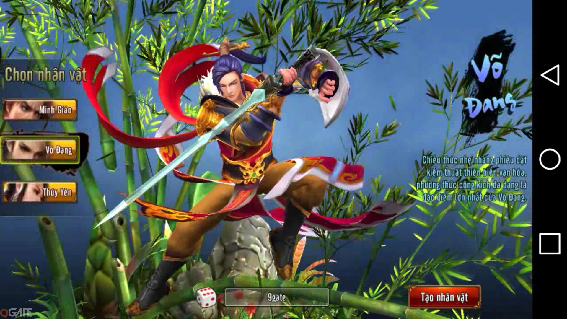 Võ Lâm Minh Chủ: Video trải nghiệm game cho Tân Thủ