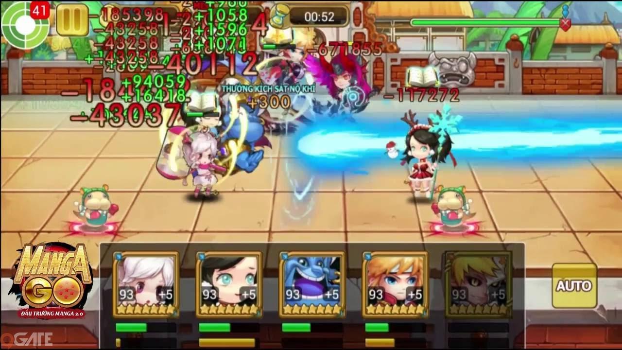 Fanpage game cũng nhắm đến những người yêu thích truyện tranh manga và hiện  tại đã đạt gần 130 nghìn like.