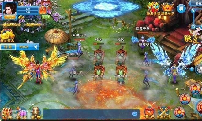 Tru Tiên Kiếm - Thêm một siêu phẩm tiên hiệp chuẩn bị ra mắt game thủ Việt