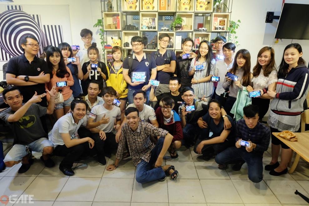 Au Stars: Một số hình ảnh Offline tại TP. Hồ Chí Minh