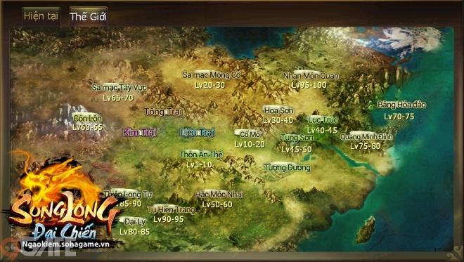 Các tính năng đẩy mạnh tương tác giữa người chơi được Ngạo Kiếm Mobile quan  tâm hơn hết. Những tính năng được bổ sung như: Võ Lâm Loạn Đấu Liên Server,  ...