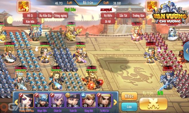 Vạn Vương Chi Vương: Gia Cát Lượng và Tào Tháo