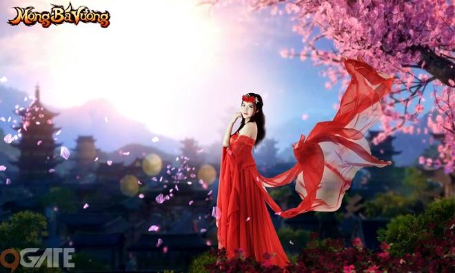 Admin game Mộng Bá Vương 'đẹp ngất ngây' với tạo hình cosplay Điêu Thuyền