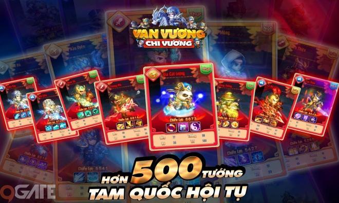 Vạn Vương Chi Vương: Trailer Game
