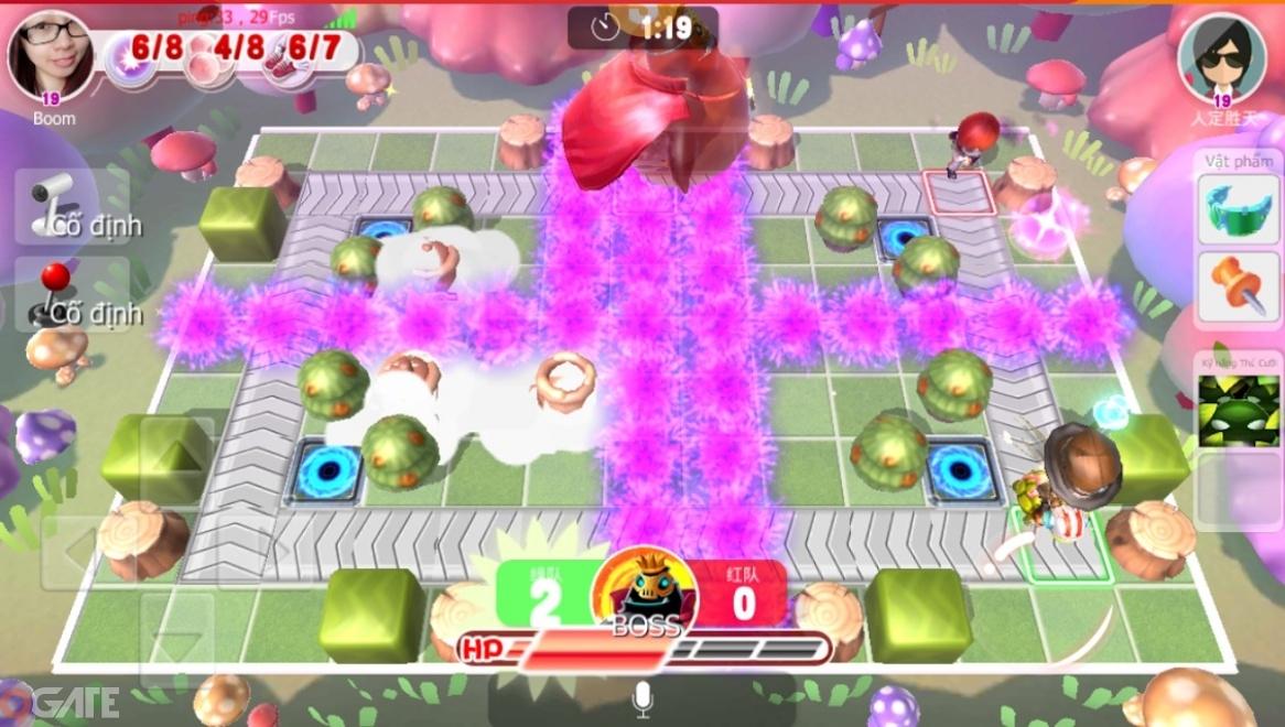 Boom Mobile: Trải nghiệm game qua hình ảnh