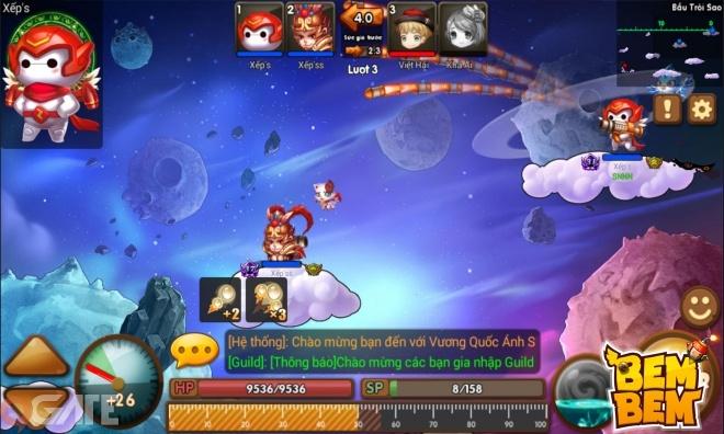 Bem Bem GO – Game bắn súng tọa độ 2017 tung Việt hóa – có hẳn thời trang cho các Sky