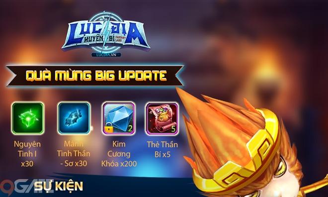 Lục Địa Huyền Bí tung Big Update đầu tiên chỉ sau 2 ngày chính thức Open Beta