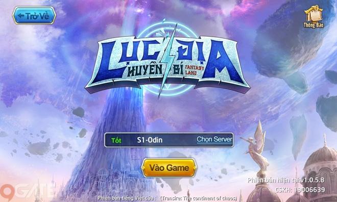 Lục Địa Huyền Bí: Video trải nghiệm game cho Tân Thủ