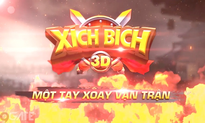 Xích Bích 3D: Trailer Game