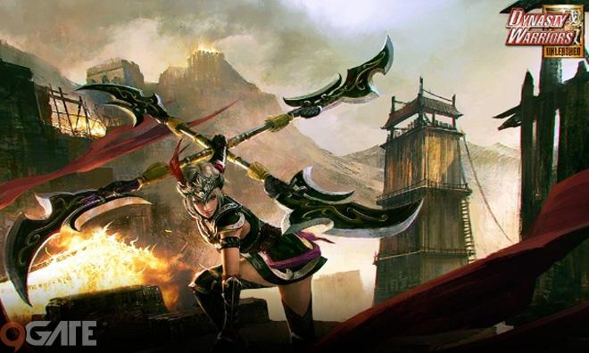 """Để trở nên """"bá đạo"""" trong Dynasty Warriors: Unleashed, đừng quên các thủ thuật này"""