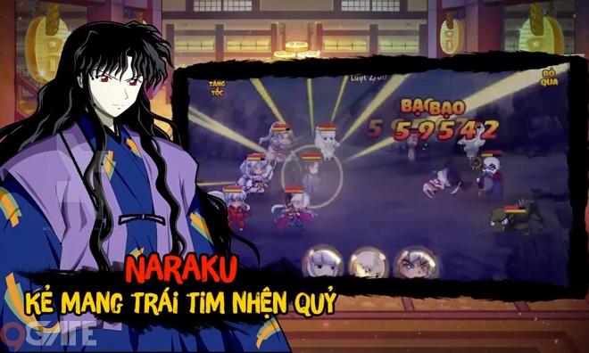 Tung Trailer Game, InuYasha sẽ ra mắt game thủ Việt ngay trong tháng 5?