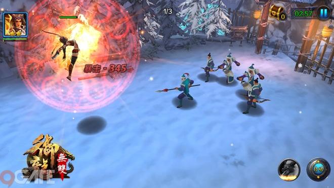 Võ Thánh Mobile: Game chiến thuật đẹp mắt, gameplay sáng tạo