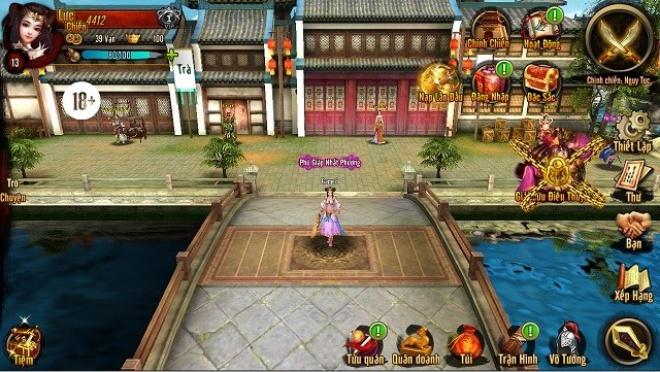 Tam Quốc Moba - Trải nghiệm dòng game chiến thuật mới lạ sẽ ra mắt vào cuối tháng 5