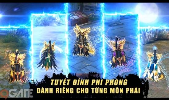 Trên tay Phi Long Tại Thiên - Nơi hội tụ tinh hoa của game kiếm hiệp
