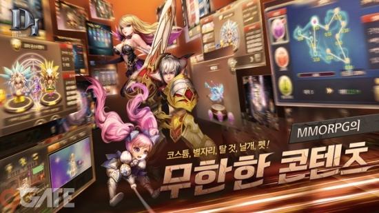 Kỵ Sĩ Rồng - Dragon Knights: Lại một siêu phẩm MMORPG Hàn Quốc nữa sắp về Việt Nam?