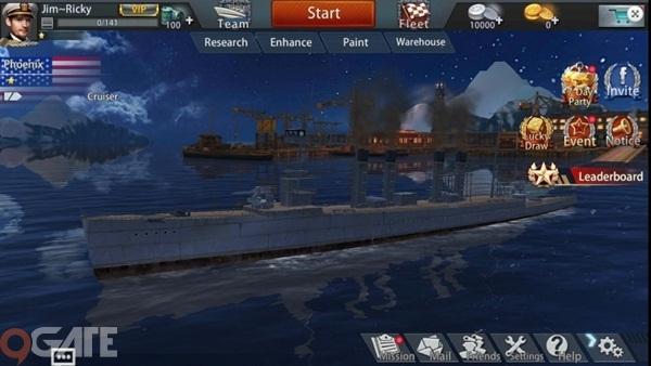 Thủy Chiến 3D bất ngờ phát ngôn