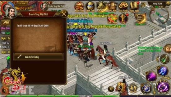 Tìm hiểu con đường xưng vương trong Chinh Đồ 1 Mobile