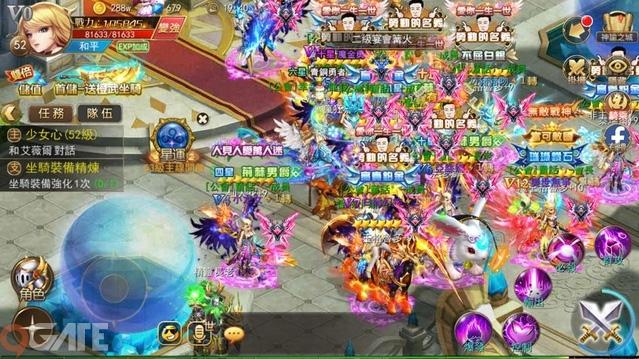 Bang Hội trong game Trung Quốc khó sánh vai với Quân Đoàn trong game Hàn, điển hình là Kỵ Sĩ Rồng?
