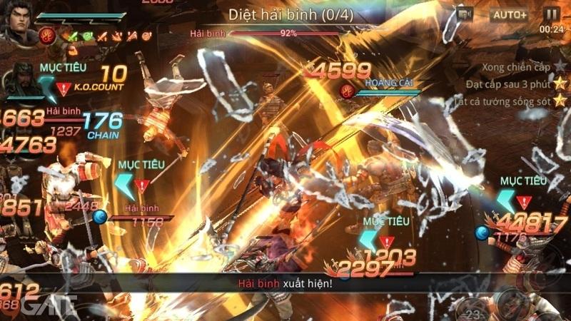 Bí mật về 3 đội hình khủng nhất trong hệ thống Karma của Dynasty Warriors: Unleashed