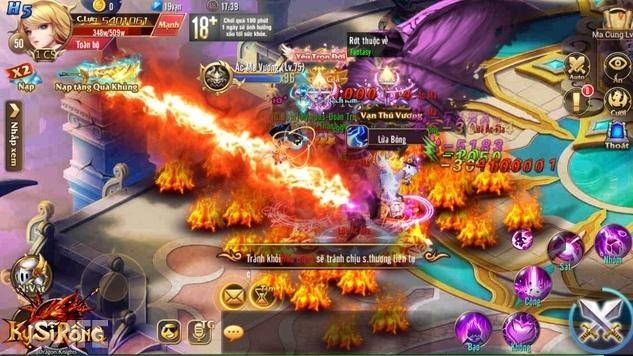 Kỵ Sĩ Rồng - Dragon Knights có hẳn 1 server vật lý khủng chỉ để chứa... 1 con Boss?