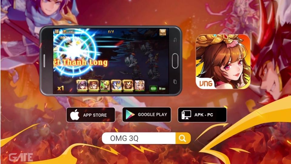 OMG 3Q: Trailer Game