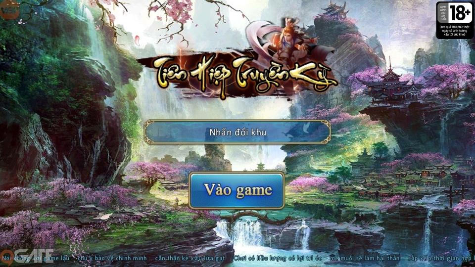 Tiên Hiệp Kỳ Truyện: Video trải nghiệm game cho Tân Thủ