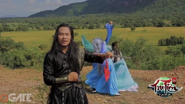 Chết cười với clip cover Trọn Tình của Thánh Borelo Lưu Minh Tài Smile trong Tru Tiên 3D Mobile
