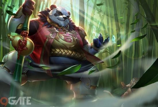 Đây là vị tướng có cả 3 chiêu thức có thể áp sát đối phương rất hiệu quả.  Nếu để chú gấu này tung trọn vẹn các kỹ năng thì những tướng ...