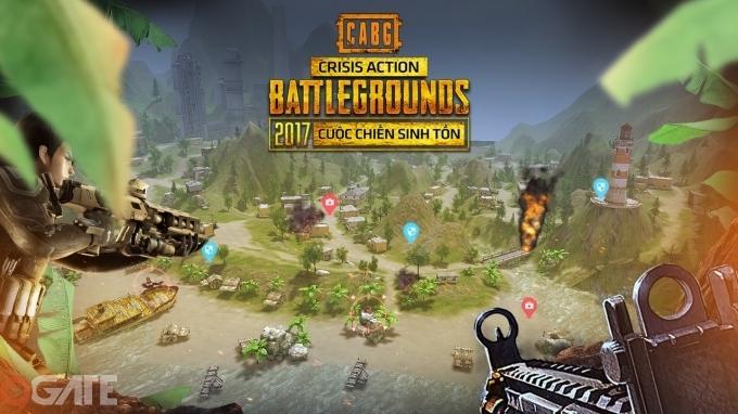Tập Kích tặng 500 giftcode trải nghiệm chào mừng chế độ chơi mới: CABG
