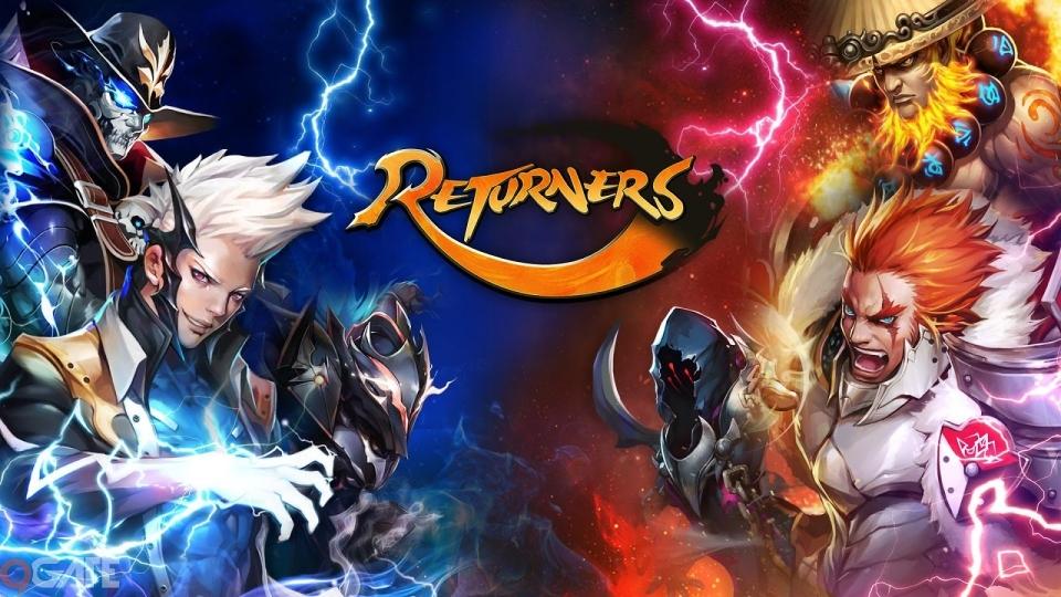 Returners - Game nhập vai lai chiến thuật mới lạ vừa được Nexon phát hành