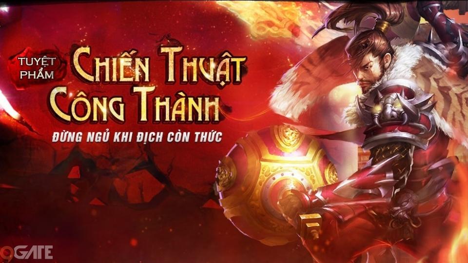 Game chiến thuật dàn quân Liên Quân 3Q cập bến Việt Nam