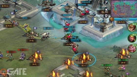 Liên Quân 3Q còn được thiết kế theo lối chiến thuật – thủ thành quen thuộc  của những game chiến thuật SLG lấy đề tài Tam Quốc, trong game sẽ có hơn 50  ...
