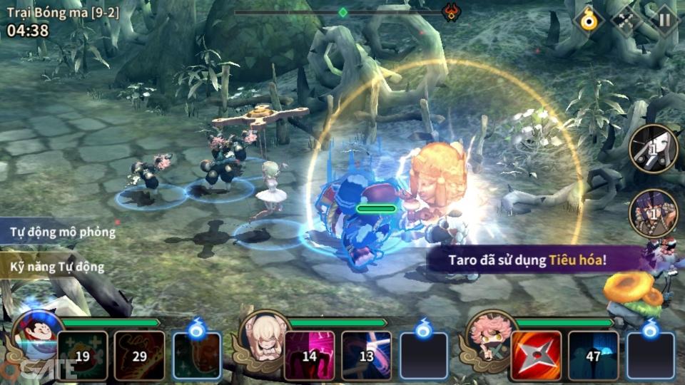 Trải nghiệm Phantom Chaser: Hình ảnh đẹp, kho tướng đa dạng, gameplay có chiều sâu