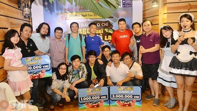 VNG khởi động hệ thống giải đấu cho 360mobi Ngôi Sao Bộ Lạc bằng Giải đấu Báo chí hấp dẫn