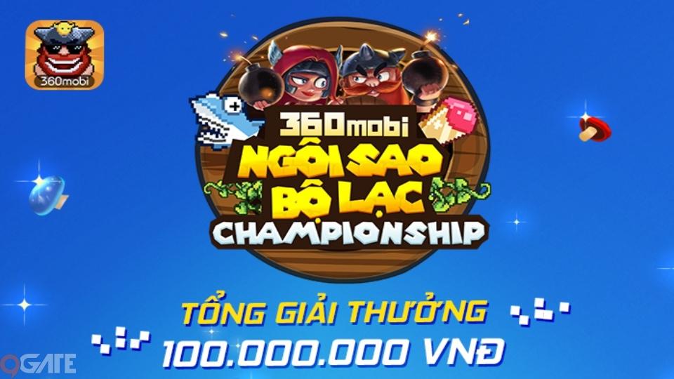 Chính thức khởi tranh Giải đấu 360mobi Ngôi Sao Bộ Lạc Championship