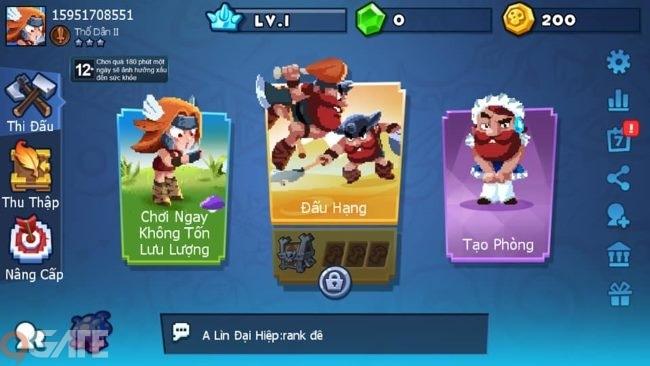 Ngôi Sao Bộ Lạc – Game mobile phá cách nhất 2017?