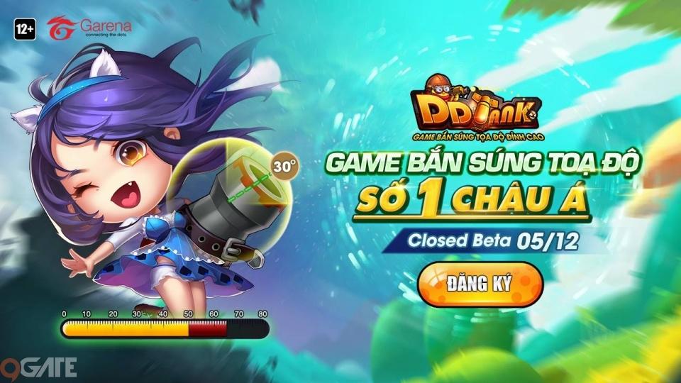 Garena DDTank: Cộng đồng game thủ gMO háo hức đón chờ ngày game ra mắt