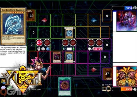 Game Yu-Gi-Oh Online bất ngờ cập bến Việt Nam, ra mắt trong tháng 12