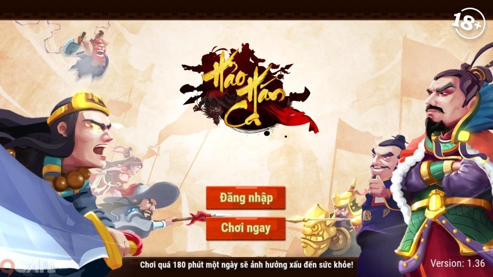 Hảo Hán Ca Mobile: Video trải nghiệm game cho Tân Thủ