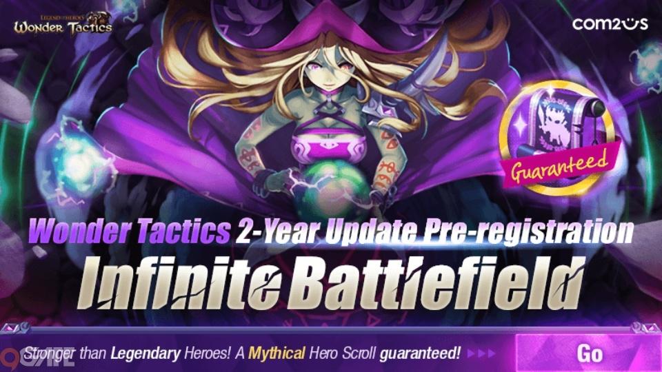 Wonder Tactics Mừng Sinh Nhật 2 Tuổi Với Bản Cập Nhật Đặc Biệt